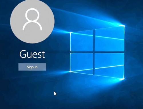How to Create a Guest Account